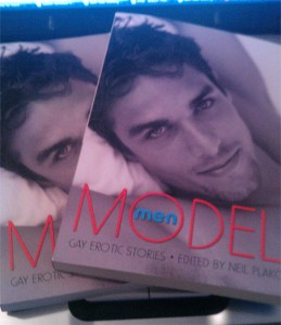 Two copies of Model Men, edited by Neil Plakcy.