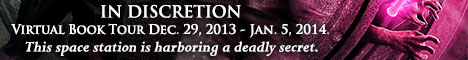 a banner for In Discretion, Reesa Herberh's latest story from the Ylendrian empire